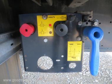 Schmitz SCS 24/L Multilock XL Lifting axle