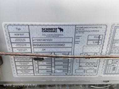 Schmitz SCS 24 TIR TIR