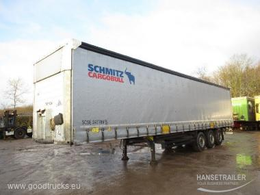 Schmitz SCS 24/L Multilock XL Anti-theft protection