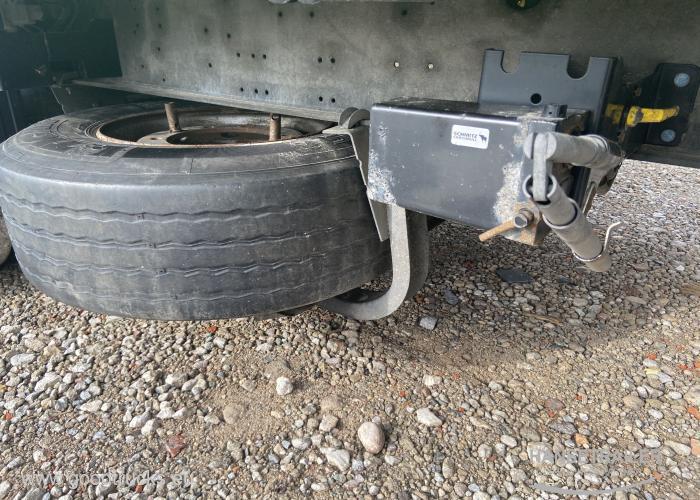 2014 Puspriekabė Užuolaidinė Schmitz SCS 24/L Hydraulic roof Multilock