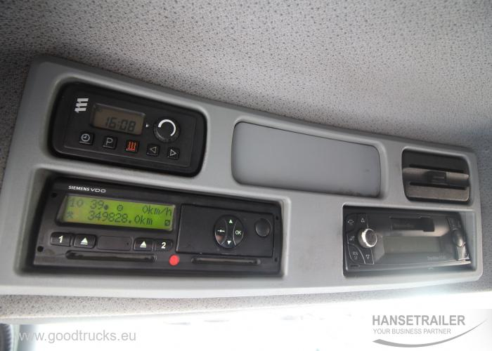2007 Vilkikas 4x2 Mercedes-Benz AXOR 1836 LS