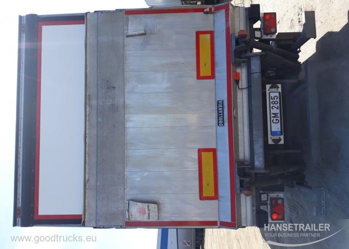 2015 Autotraukiniai Izotermas Volvo  FH