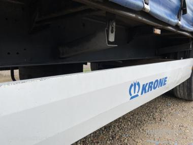 Krone SD Lifting Axle Multilock XL