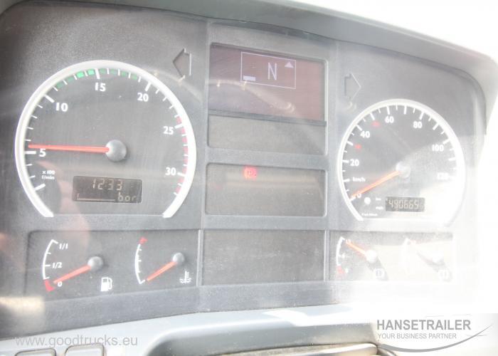 2006 Vilkikas 4x2 MAN TGA 18.430