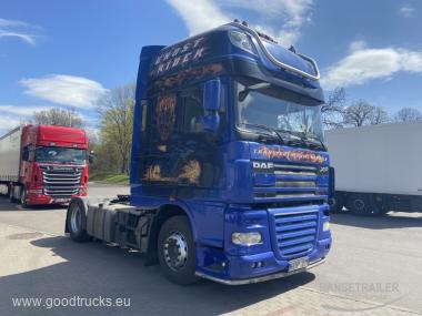 DAF FT XF105.460 Super Space Cab