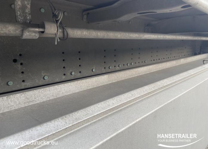2019 Puspriekabė Užuolaidinė Schmitz SCS 24/L 2x Lift Axle