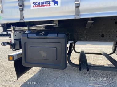 2019 Puspriekabė Užuolaidinė Schmitz SCS 24/L Curtain anti-theft protection