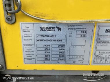 Schmitz SCS 24/L 20 PCS  Multilock XL