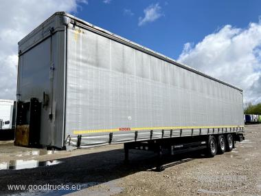 Koegel SN 24 Lift Axle Multilock XL
