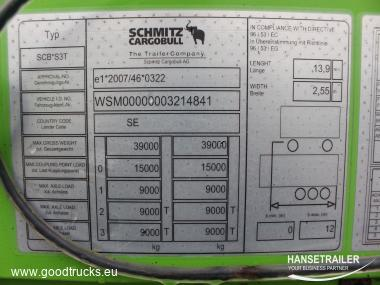 Schmitz SCS 24 Multilock XL