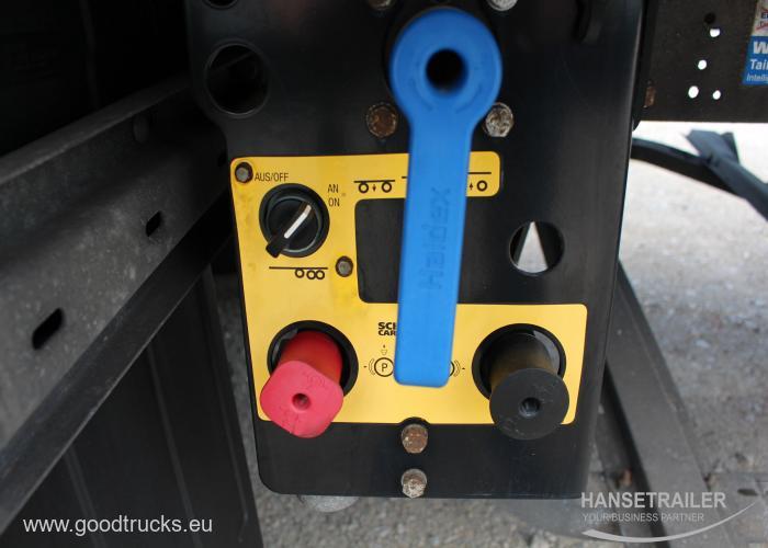 2013 Puspriekabė Šaldytuvas Schmitz SKO 24 Doppelstock Double Deck