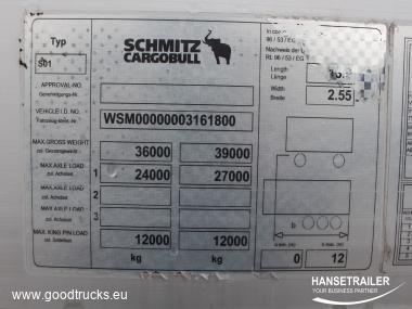 Schmitz SCS 24/L Mega  Varios