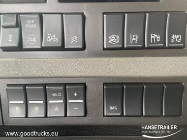 2016 Vilkikas 4x2 Volvo FH 42T