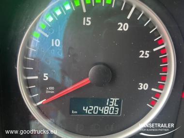 MAN TGX 18.440 Motor defect