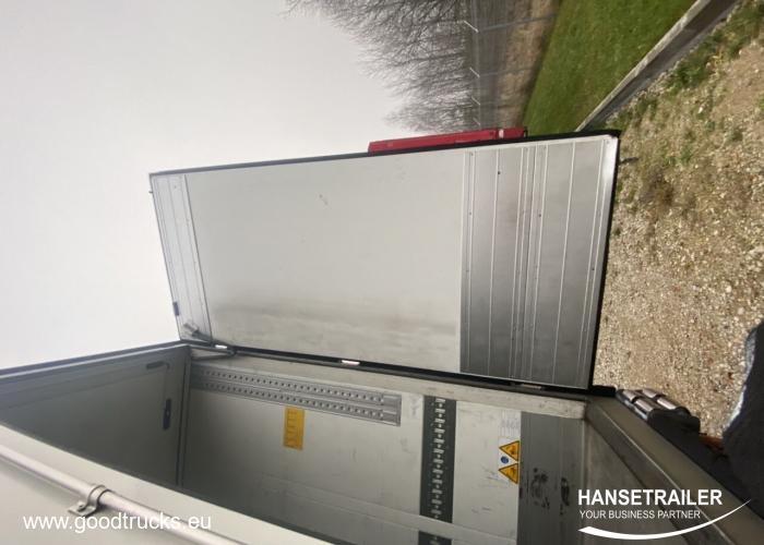 2013 Puspriekabė Šaldytuvas Schmitz SKO 24 5946Eng/H Dopplestock Double deck