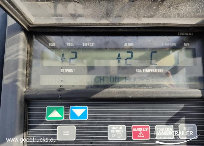 2008 Полуприцеп Рефрижераторы Krone SDP Doppelstock Double Deck Multitemp