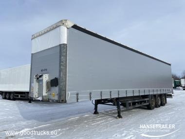 2013 Semitrailer Curtainsider Schmitz SCS 24/L Multilock XL