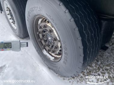 2013 Puspriekabė Užuolaidinė Schmitz SCS 24/L Multilock XL