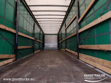 2013 Semitrailer Curtainsider Schmitz SCS 24/L