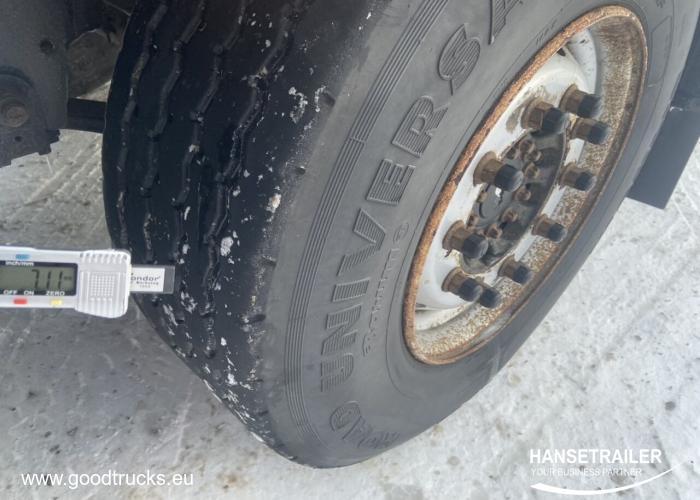 2014 напівпричеп Рефрижераторы Schmitz SKO 24 Multitemp Dopplestock Doubledeck