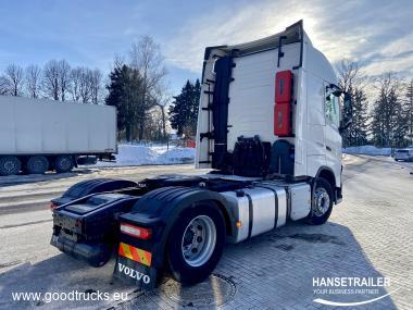 2017 Vilkikas 4x2 Volvo FH 500
