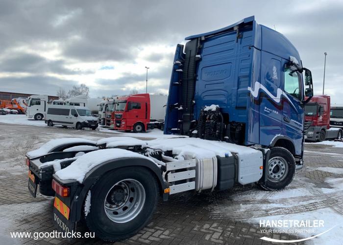 2014 Vilkikas 4x2 Volvo FH ATVYKSTA  Hydraulic