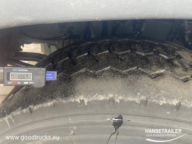 2014 Vilkikas 4x2 Volvo FH  Hydraulic