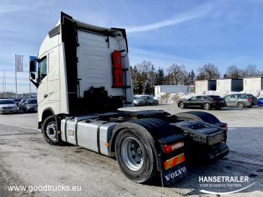 2017 tracteurs 4x2 Volvo FH 500