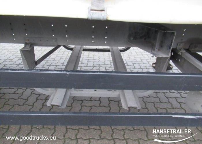 2015 Semitrailer Curtainsider Schmitz SCS 24/L Atvyksta/Arriving