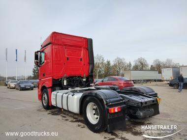 2017 Vilkikas 4x2 Mercedes-Benz Actros 1848 LS