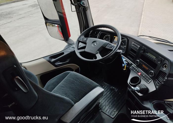 2017 Тягач 4x2 Mercedes-Benz Actros 1848 LS