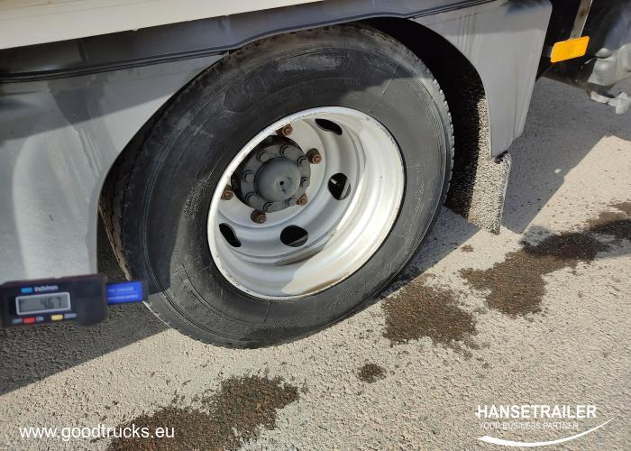 2017 Грузовик Тентованные Mercedes-Benz Atego 824 L