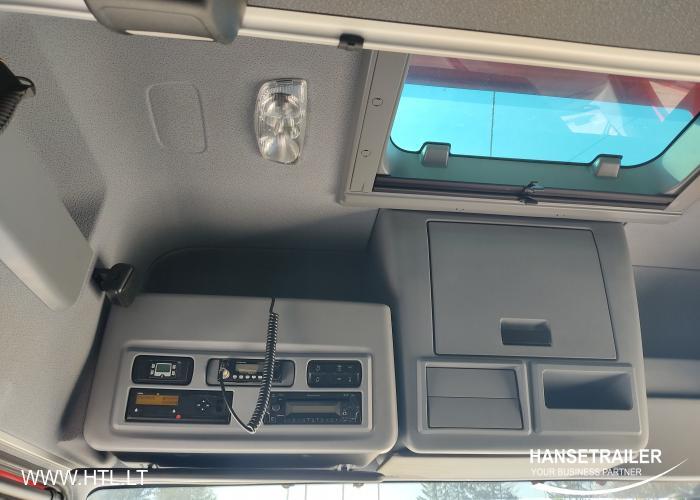 2017 фургон  Тентовані Mercedes-Benz Atego 824 L