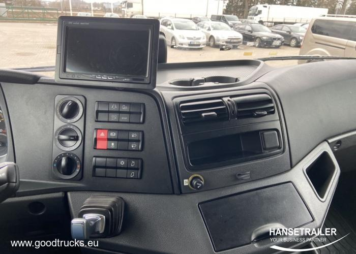 2015 Грузовик Тентованные Mercedes-Benz Atego 818