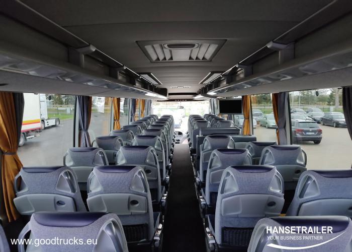 2017 Autobusas Keleivių mikroautobusas SETRA S 515 HD