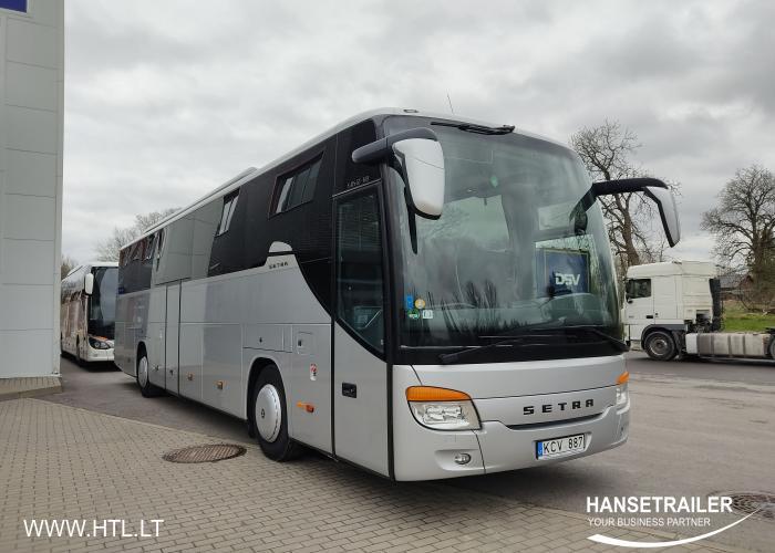 2011 Autobusas Keleivių mikroautobusas SETRA S 415 GT-HD