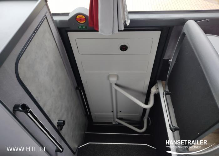 2018 Autobusas Keleivių mikroautobusas SETRA S 515 HD