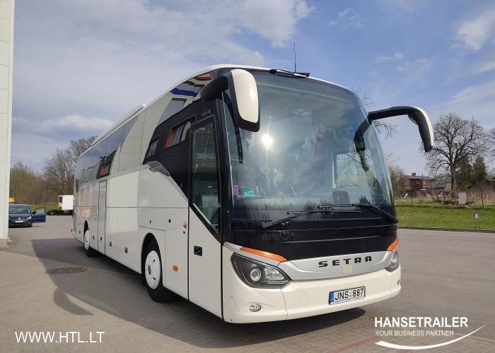 2016 Autobusas Keleivių mikroautobusas SETRA S 515 HD