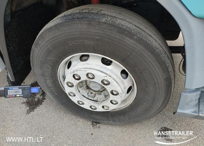 2004 Вантажівка Рефрижератори DAF FT 75CF.250
