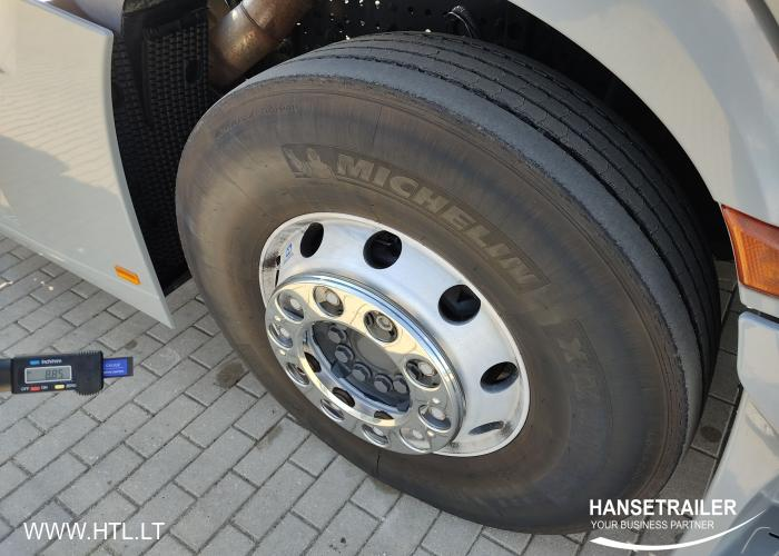 2015 Тягач 4x2 Mercedes-Benz ACTROS 1843 ADR