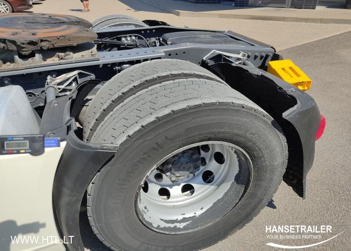 2016 Тягач 4x2 DAF XF 460 FT