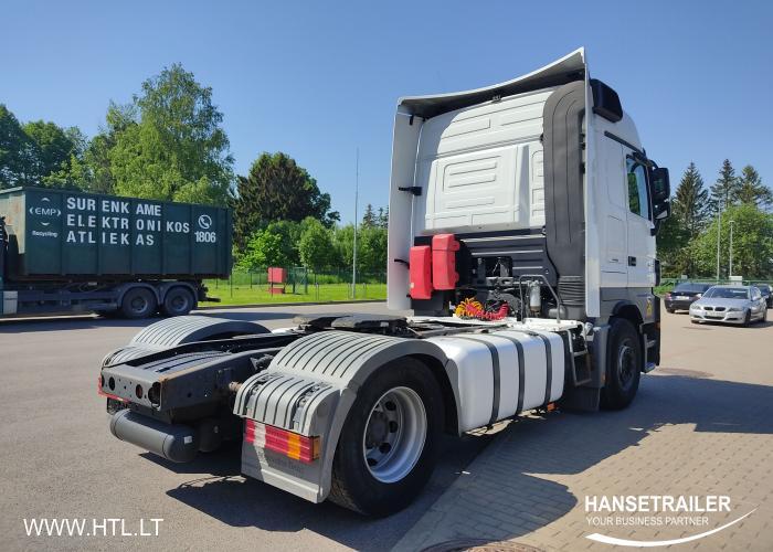 2013 Vilkikas 4x2 Mercedes-Benz Actros 1844