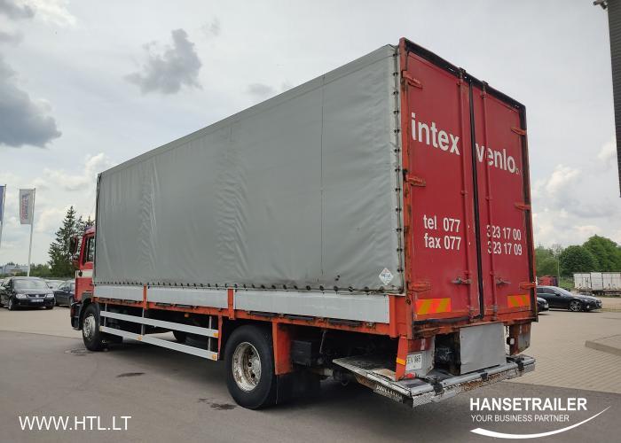 2000 Вантажівка Бортовий MAN 18.224