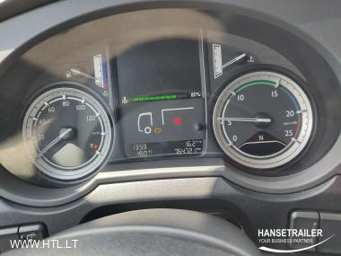 2016 Vilkikas 4x2 DAF XF 460 FT
