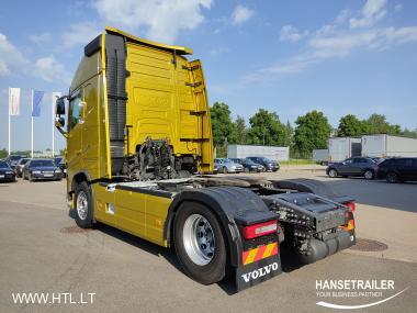 2018 Vilkikas 4x2 Volvo FH