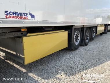 Schmitz SKO 24 2 Lifting axles