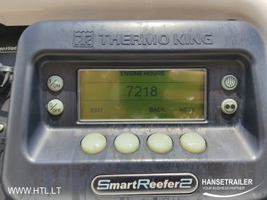 Krone SDR27 Multitemp Dopplestock Doubledeck