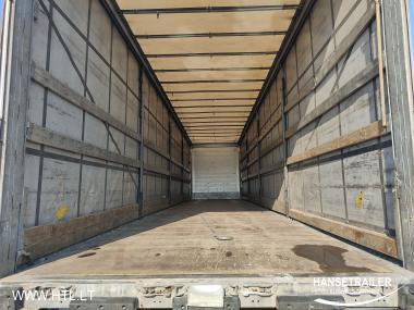Schmitz SCS 24/L Lifting Axle