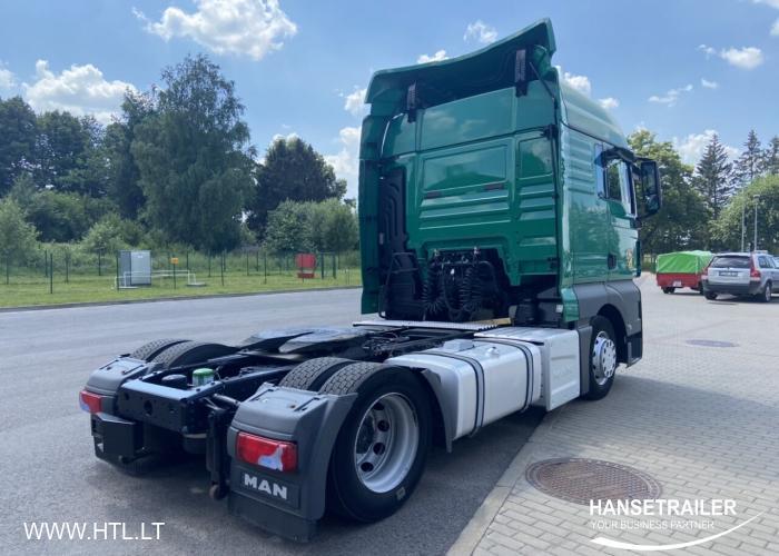 2017 Vilkikas 4x2 MAN TGX 18.460 Mega Low Deck