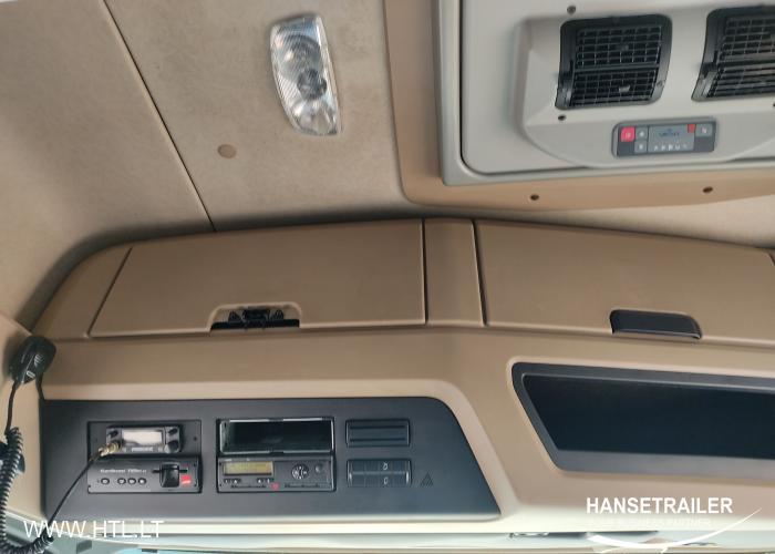 2014 Vilkikas 4x2 Mercedes-Benz Actros 1845 LS
